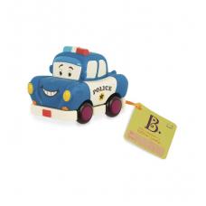 Машинка инерционная серии Забавный автопарк Battat Полиция (B