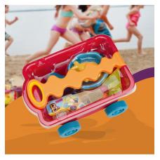Набор для игры с песком и водой Battat - ТЕЛЕЖКА МАНГО (BX159