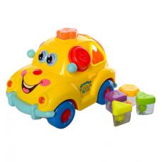 Развивающая игрушка-сортер Расти малыш Автошка (9170)