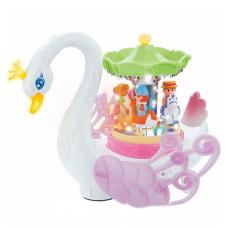 Развивающая игрушка Huile Toys Лебедь-карусель (536)