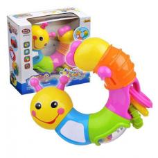 Развивающая игрушка Play Smart Гусеница (9182)