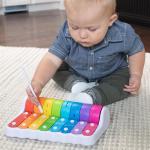 Ксилофон и звоночки Fat Brain Toys Rock N' Roller Piano (F281ML)