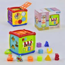 Развивающая игрушка Логический куб (НЕ 0520)