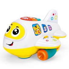Развивающая игрушка Hola Самолетик (6103)