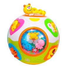 Развивающая игрушка Hola Веселый шар (938)