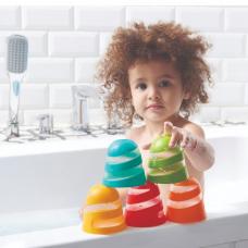 Игрушки для ванной Tiny Love Спирали (1650200458)