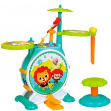 Музыкальная игрушка Hola Барабанная установка (3130)