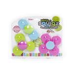 Набор прорезывателей-спиннеров с присосками Fat Brain Toys Whirly Squigz, 3 шт. (F210ML)
