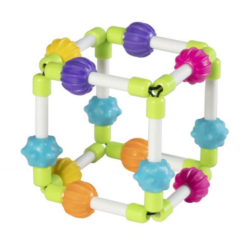 Прорезыватель Кубби Fat Brain Toys Quubi (F296ML)