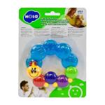 Прорезыватель для зубов Hola Toys Веселая гусеничка (306D)