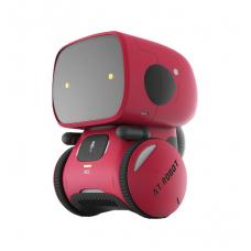 Интерактивный робот с голосовым управлением – AT-ROBOT (красн