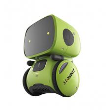 Интерактивный робот с голосовым управлением – AT-ROBOT (зелён