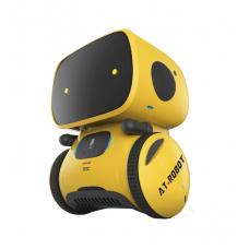 Интерактивный робот с голосовым управлением – AT-ROBOT (жёлты