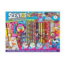 Ароматный набор для творчества - ФРУКТОМАНИЯ (маркеры,ручки,