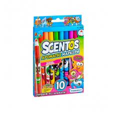 Набор ароматных маркеров для рисования - ТОНКАЯ ЛИНИЯ (10 цве