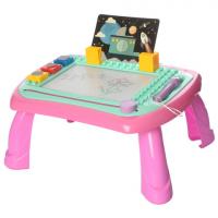 Столик для рисования (009-2023-2025) Розовый