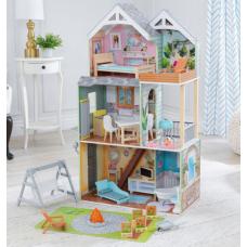 Кукольный дом Kidkraft Hallie (65980)