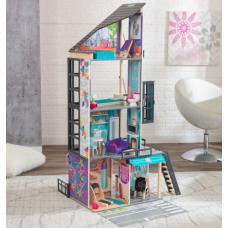 Кукольный дом Kidkraft Bianca City Life Mansion (65989)