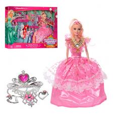 Кукла с нарядами и аксессуарами Princess Grace (D21C)