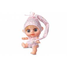 Кукла пупс Berjuan БЭБИ БИГГЕРС с запахом ванили 14 см (RUBIO