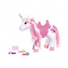 Интерактивная игрушка BABY born - Сказочный единорог (828854)