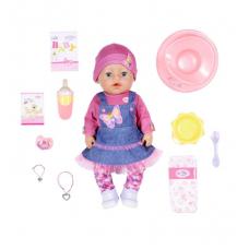 Кукла BABY BORN ДЖИНСОВЫЙ ЛУК (43 cm)