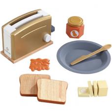 Детский тостер KidKraft Modern Metallics (53536)