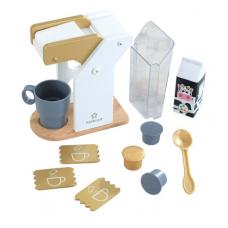 Детская кофеварка KidKraft Modern Metallics (53538)