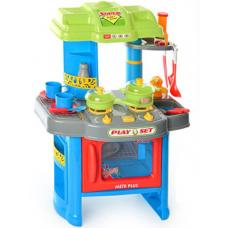 Детская кухня Limo Toy (008-26 А) Голубой