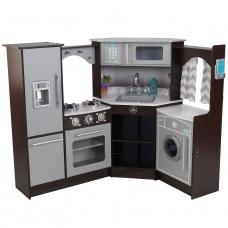 Большая кухня Kidkraft Espresso (53365)
