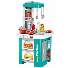 Детская кухня Limo Toy с подключением воды (922-48)