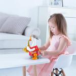 Интерактивная музыкальная игрушка Hola Toys Гусь-саксофонист Красный (6111-red)