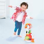 Развивающая игрушка Hola Танцующий гусь Красный (828-red)