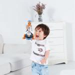Интерактивная музыкальная игрушка Hola Toys Гусь-саксофонист Синий (6111-blue)