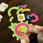 Пазл Собери жука Fat Brain Toys Bugzzle (F209ML)