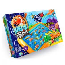 Большая настольная игра 2 в 1 Danko Toys Клёвая рыбалка (KRKS