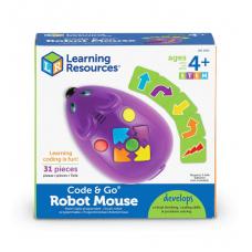 Игровой STEM-набор LEARNING RESOURCES – МЫШКА (программируема