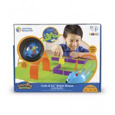 Игровой STEM-набор LEARNING RESOURCES – МЫШКА В ЛАБИРИНТЕ (пр