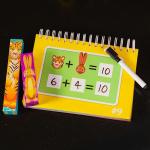 Набор для обучения счету Зверята Fat Brain Toys Inchimals (F038ML)