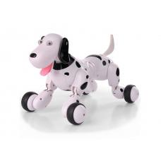 Робот-собака радиоуправляемый Happy Cow Smart Dog Черный