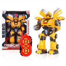 Робот на радиоуправлении (6021) Желтый