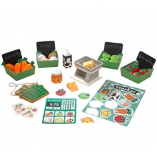 Игровой набор для супермаркетов Kidkraft Farmers Market Play
