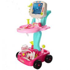 Тележка доктора (660-45-46) Розовый