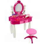 Туалетный столик со стульчиком Limo Toy (661-22)