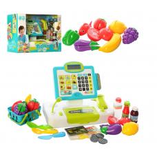 Детский электронный кассовый аппарат (35552A)