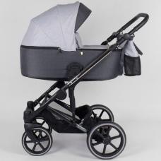 Детская коляска 2 в 1 Expander EXEO EX-21002 Silver