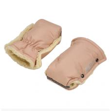 Зимние рукавички для колясок и санок For Kids Бежевый