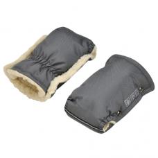 Зимние рукавички для колясок и санок For Kids Серый
