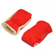 Зимние рукавички для колясок и санок For Kids Красный