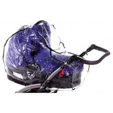 Дождевик для универсальной коляски Qvatro DQB-2 силикон, боль
